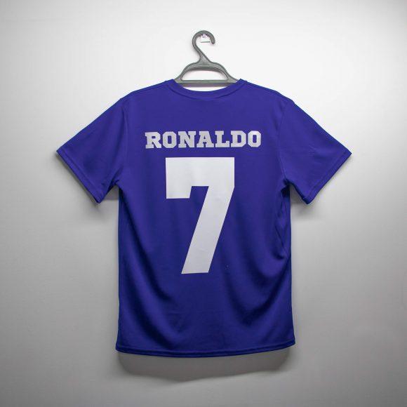 Футболка с номером 7 роналду