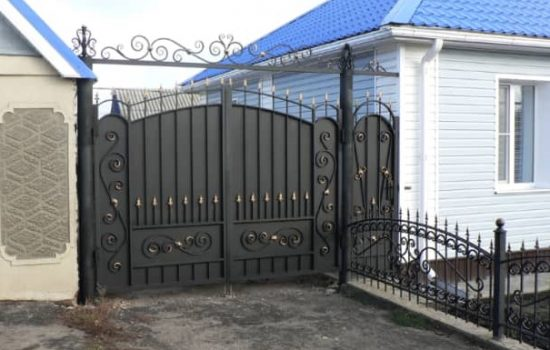 Изготовить ворота