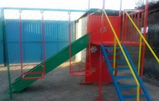 Заказать детскую площадку в Бишкеке