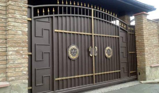 Заказать изготовление ворот в Бишкеке