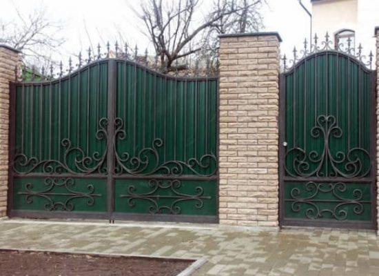 Заказать ворота в Бишкеке